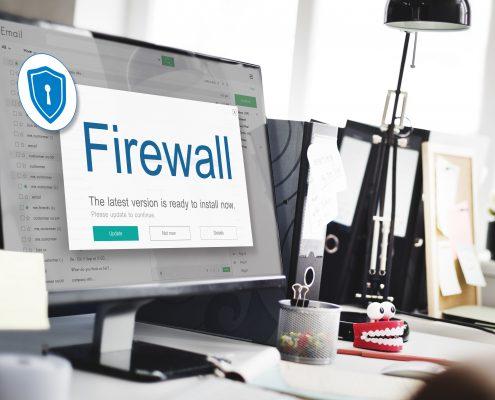 Firewall Antivirus Alert Protection Security